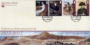 British Settlement Pt 1 - FDC