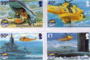 RAF SAR Mint Set