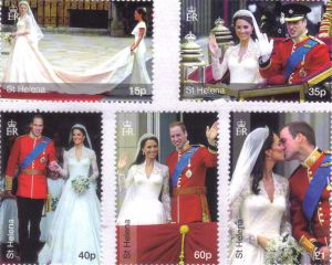 Royal Wedding Mint Set