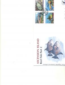 Reef Fish Part 2 FDC