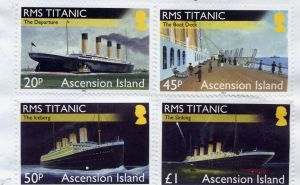 Titanic Mint Set