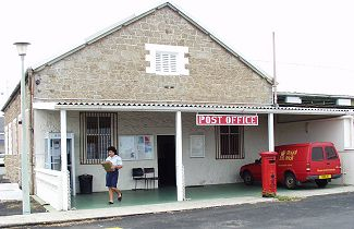 Ascension Island Post Office